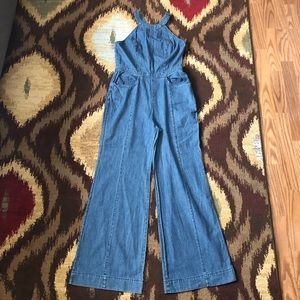 Hayden Denim Jumpsuit